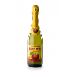 "ESPUMOSO DE MANZANA SIN ALCOHOL NATURAL ""APPLE TIME"""