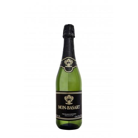 "Vino espumoso ""Mon Basart"" SECO 10 %"